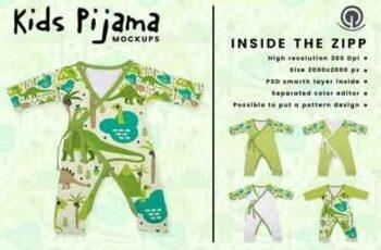 1809134 Kids Pijama Mockup 3474196 7