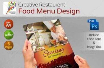 1809176 Creative Restaurent Food Menu Design 5134151 2