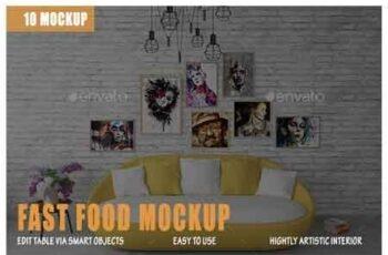 1809178 Fast Food Mockup 9402272 10