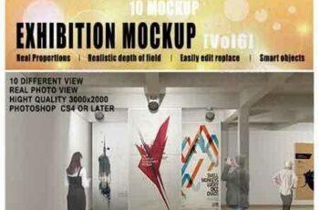 1809202 Exhibition Mockup [vol 6] 12102319 9