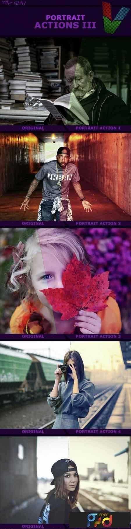 1809205 Portrait Actions III 15412839 1