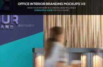 1809219 Office Interior Branding Mockups V3 14008658 4