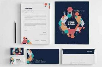 1809262 Colorful Modern Cool Stationery 19319943 7