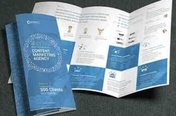 1809266 Content Marketing Trifold Brochure 13950268 6