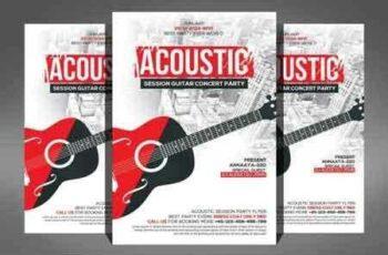 1810013 Acoustic Session Flyer 3466616 4