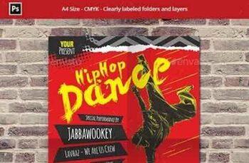 1810021 Hip Hop Dance Flyer Template 22382873 5