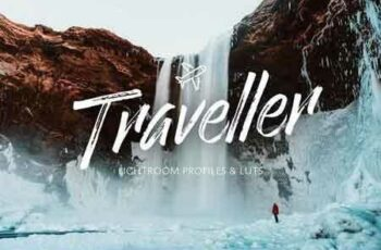 1810062 Traveller Lightroom Profiles & LUTs 2808543 2