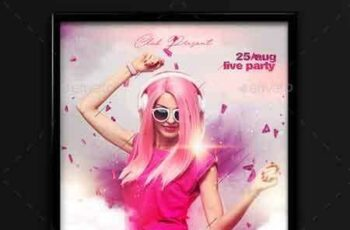 1810063 Dj Artist Party Flyer 22382647 8