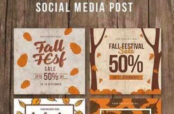 1810090 Fall festival sale instagram post 20561136 1