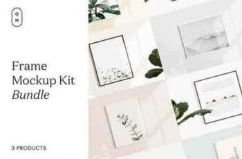 1810091 Frame Mockup Kit Bundle 2752147 2