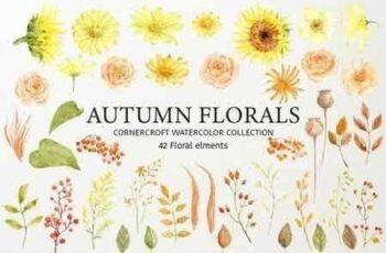1810103 Autumn Floral Collection 2840864 4