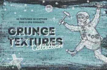 1810105 Blackview Grunge Textures Collection 2380157 4