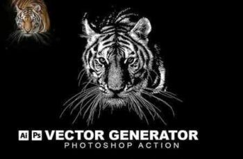 1810114 Vector Generator Photoshop Action 1823652 6