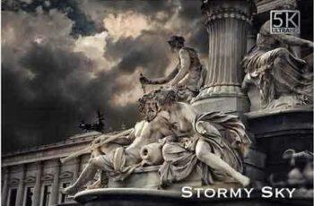 1810135 5K Stormy Sky Overlays 2002207 7