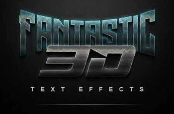 1810210 Fantastic 3D Text Effects Vol.2 21391485 4