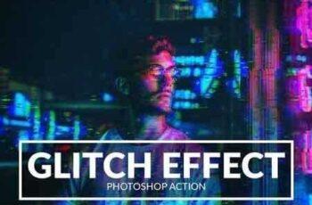 1810246 Glitch Effect Photoshop Action 2273479 3
