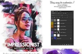 1810256 Impressionist Photoshop Action 22394636 6