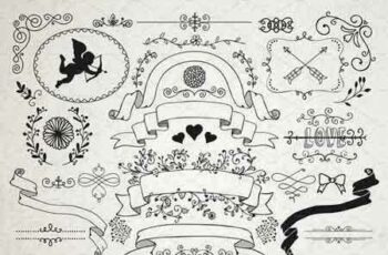 1810259 Separate Romantic Design Elements 729601 6