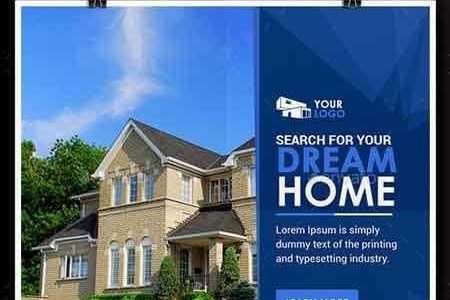 1810265 Bundle Real Estate Banners Ads 54 Psd 03 Sets 16410069 Freepsdvn