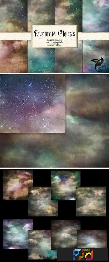 1810291 Dynamic Cloud Backgrounds 1776705 1