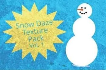 1811008 Snow Daze Vol. 1 Texture Pack 2195325 4
