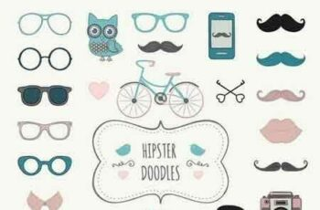 1811020 Hipster Vintage Doodle Icons 72288 4