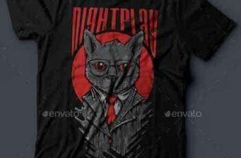 1811054 Nightplay T-Shirt Design 16272334 6