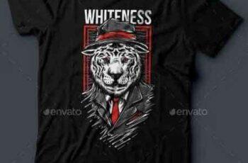 1811064 Whiteness T-Shirt Design 16417764 6