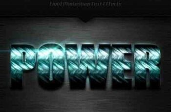 1811095 New 10 Extra Light Text Effects Vol.3 19233130 5