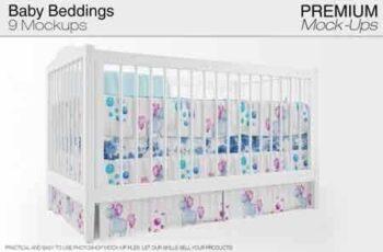 1811118 Baby Bedding Mockups 3481809 6