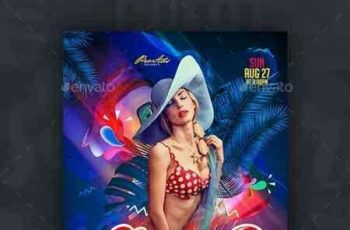 1811138 Summer VIbe Flyer Template 22473663 7