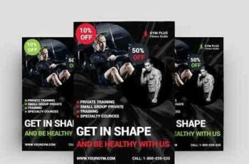 1811158 Fitness Business Flyers 2826271 3
