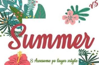 1811179 Summer Text Effects v 5 22465575 2