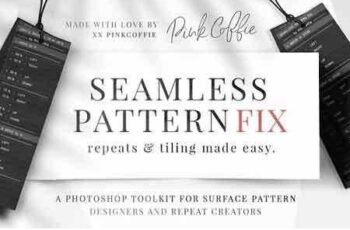 1811198 Seamless Patterns Made Easy 2695752 3