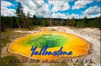 1811200 Yellowstone Profiles LR 7.3 ACR 10.3 2912460 5