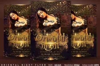 1811225 Oriental Night Flyer 2878601 6