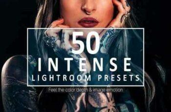 1811226 Intense Lightroom Presets 3486113 3