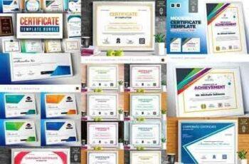 1811247 Certificate Template Bundle 2862321 3