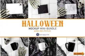 1811263 Halloween Mockup - Mini-bundle 3482400 4