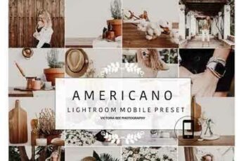 1811280 Mobile Lightroom Preset AMERICANO 2642217 3