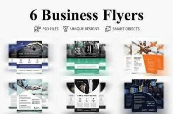 1812002 6 Business Flyers 2857612 4