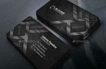 1812006 Black Business Card 22506243 16