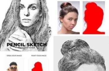 1812013 Pencil Sketch Photoshop Action 22482156 8