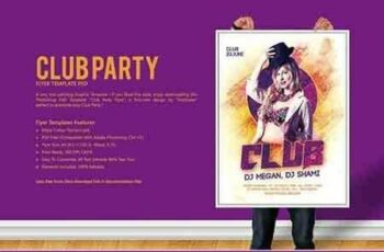 1812017 Club Party Flyer 2872154 3