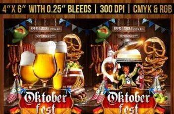 1812023 Oktoberfest Flyer Template 22510325 6