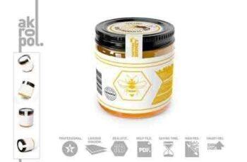 1812045 Honey Jar Bottle Mockup 2876604 3