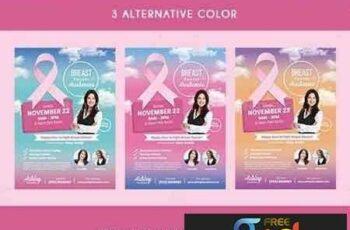 1812053 Breast Cancer Awareness Flyer 19263198 1