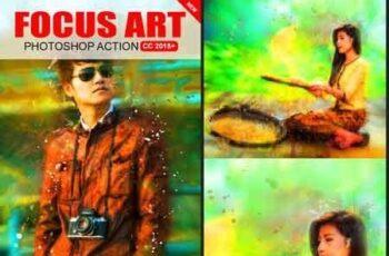 1812075 Focus Art Photoshop Action 22505041 2