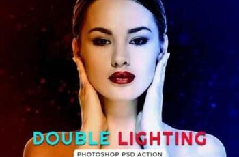 1812087 Double Lighting Photoshop PSD Action 3489883 4
