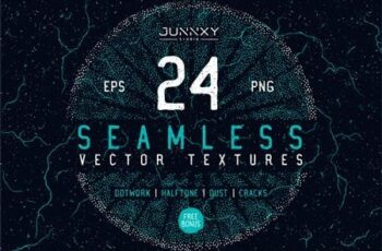 1812088 24 Seamless Vector Textures 2803185 2